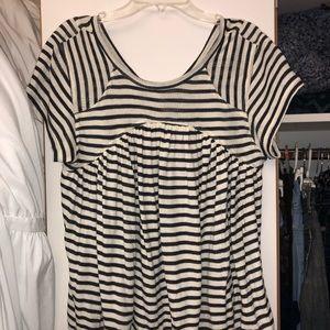 Short sleeve free people shirt